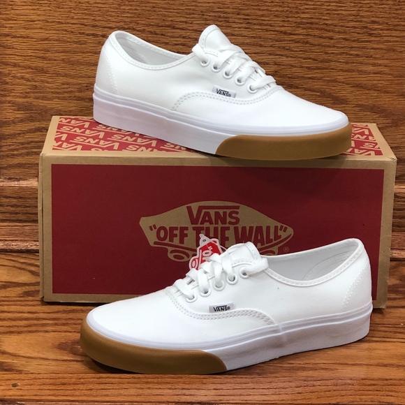 Vans Shoes | Vans Authentic Gum Bumper